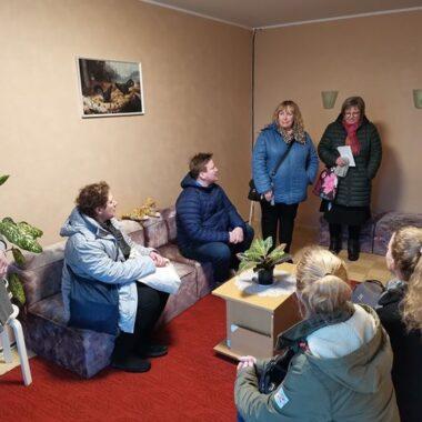 Külalisi ja kohtumisi enne kogunemiskeeldu
